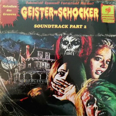 Geister-Schocker - Soundtrack Part 2