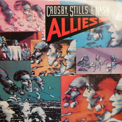 Crosby, Stills & Nash - Allies