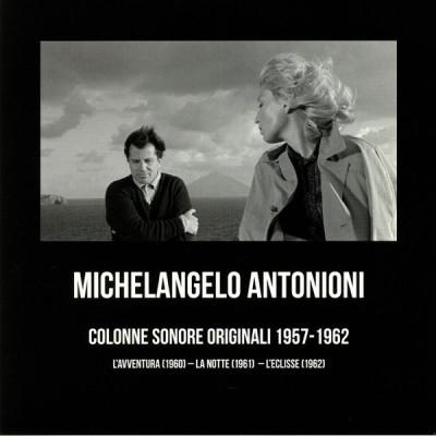 Giovanni Fusco, Giorgio Gaslini - Michelangelo Antonioni - Colonne Sonore Originali 1957-1962