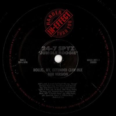 24-7 Spyz - Jungle Boogie