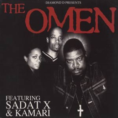The Omen - Do It Now / Get On Up