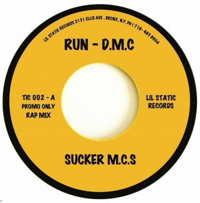 Run-DMC - Sucker M.C.'s