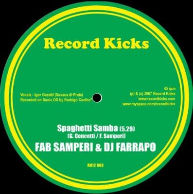Fabrizio Samperi - Spaghetti Samba
