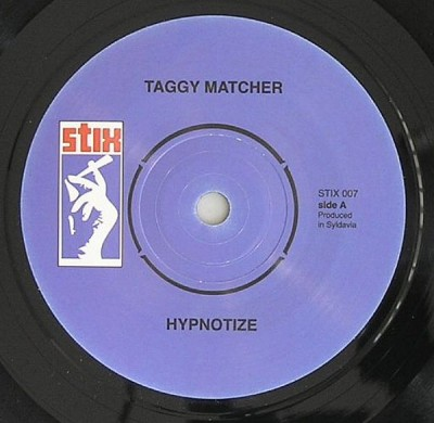 Taggy Matcher - Hypnotize / Real Hip Hop