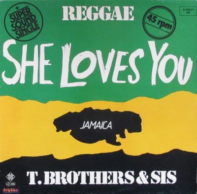 T Brothers And Sis - She Loves You