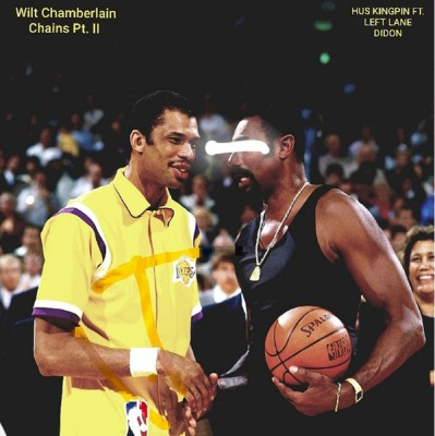 Hus Kingpin X Left Lane Didon- Wilt Chamberlain Chains