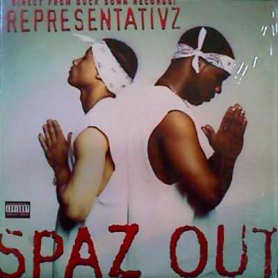 The Representativz - Spaz Out