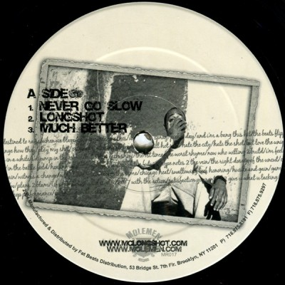 Longshot - Never Go Slow