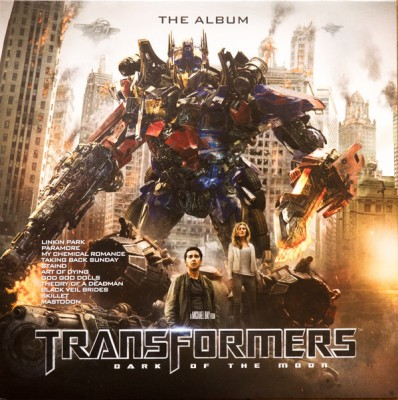 Various - Transformers: Dark Of The Moon - The Album