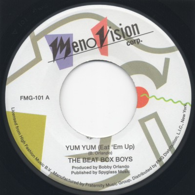 The Beat Box Boys - Yum Yum (Eat Em Up) / Set Me Free