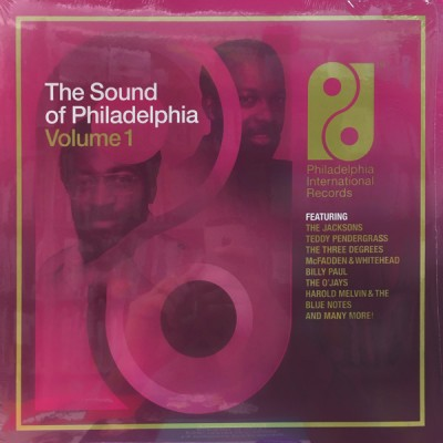 Various - The Sound of Philadelphia Volume 1
