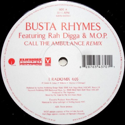 Busta Rhymes - Call The Ambulance (Remix)