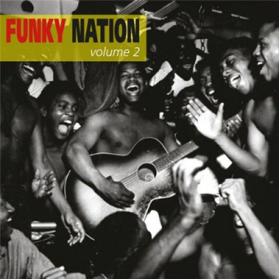 Various - Funky Nation Volume 2
