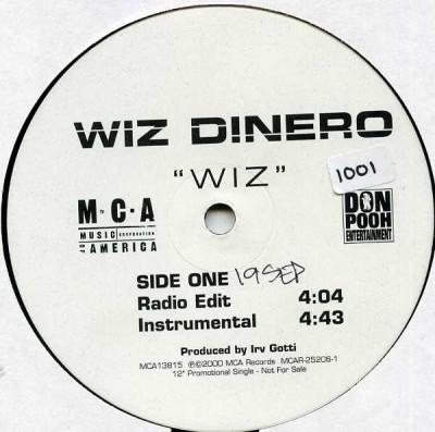 Wiz Dinero - Wiz