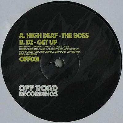 High Deaf - The Boss / Get Up