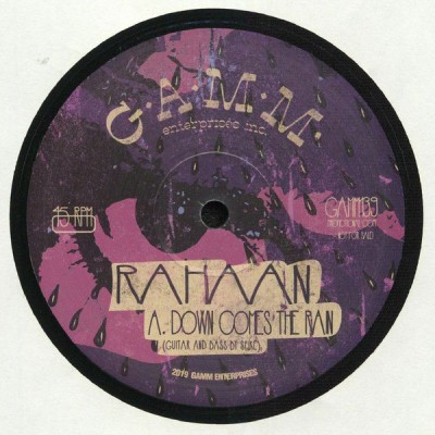 Rahaan - Down Comes The Rain / YCHYC