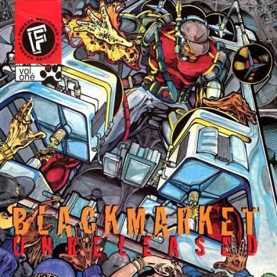 Various - Blackmarket Unreleased Volume One
