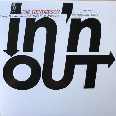 Joe Henderson - In 'N Out