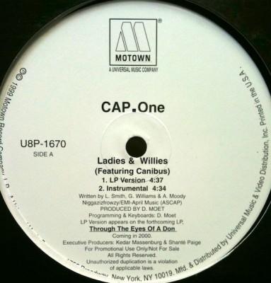 Cap.One - Ladies & Willies (feat Canibus)