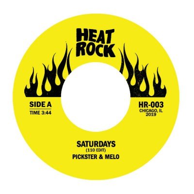 De La Soul - Saturdays (110 Edit) / It's Like Butter
