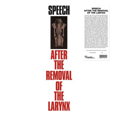 Various - Speech After Removal Of The Larynx