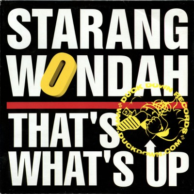 Starang Wonduh - That's What's Up / The Game