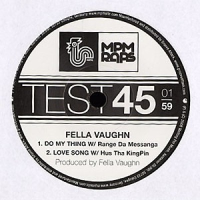 Fella Vaughn - Do My Thing
