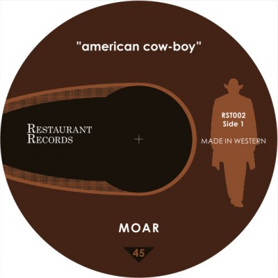 Moar - American Cow-Boy / Roc Cow-Boys