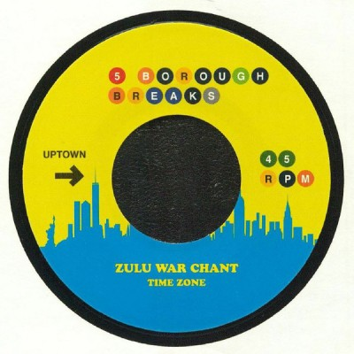 Time Zone / Betty Wright - Zulu War Chant / Clean Up Woman