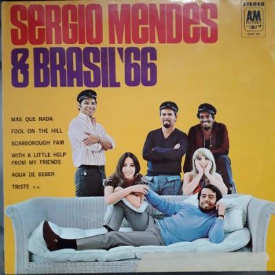 Sérgio Mendes & Brasil '66 - Sergio Mendes & Brasil '66