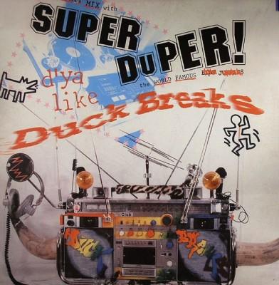 Turntablist, The - Super Duper Duck Breaks