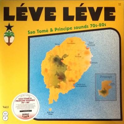 Various - Léve Léve : Sao Tomé & Principe Sounds 70s-80s Vol.1