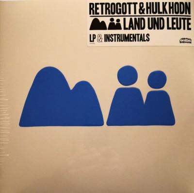 Retrogott Und Hulk Hodn - Land Und Leute (Ltd 2LP incl Instrumentals)