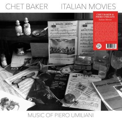 Chet Baker - Italian Movies
