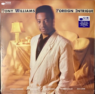 Anthony Williams - Foreign Intrigue