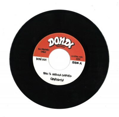 Siah & Yeshua Dapo Ed - Gravity / The Visualz