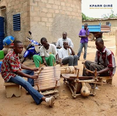 Various - Kparr Dirè (Balafon Music From Lobi Country)