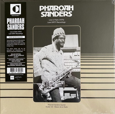 Pharoah Sanders - Live In Paris (1975) (Lost ORTF Recordings)