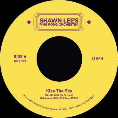 Shawn Lee's Ping Pong Orchestra - Kiss the Sky