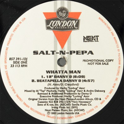 Salt 'N' Pepa - Whatta Man