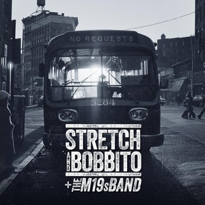 Stretch And Bobbito + The M19s Band ‎- No Requests