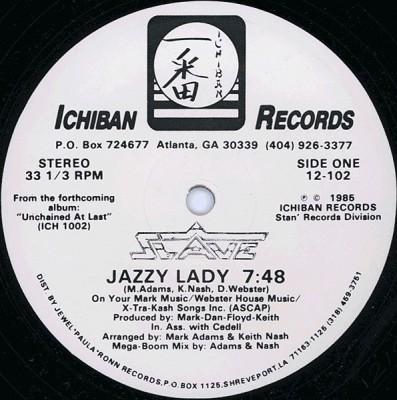 Slave - Jazzy Lady
