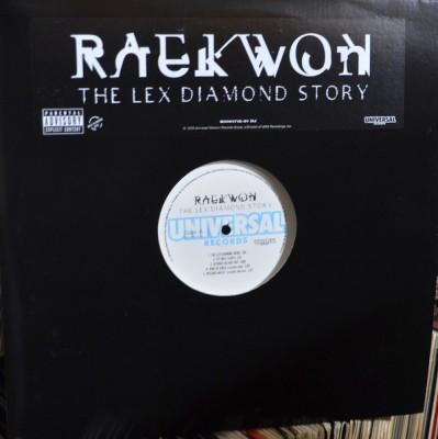 Raekwon - The Lex Diamond Story