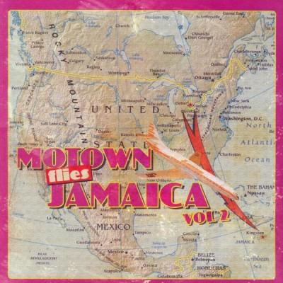 Various - Motown Flies Jamaica Vol 2