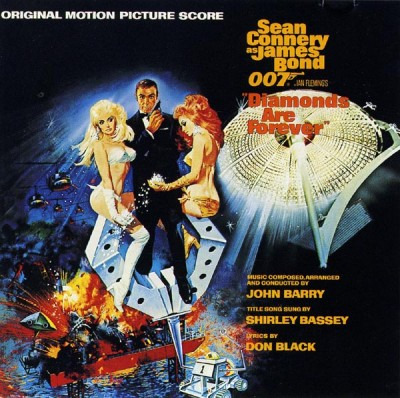 John Barry - Diamonds Are Forever (OST)