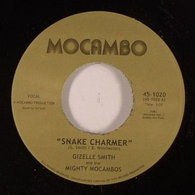 Gizelle Smith - Snake Charmer / Out Of Fashion