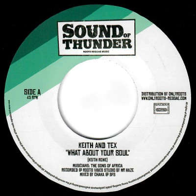 Keith & Tex - What About Your Soul