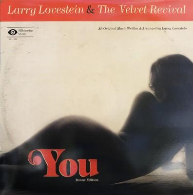 Larry Lovestein & The Velvet Revival - You