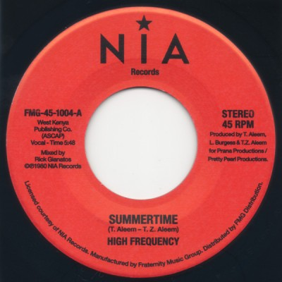 High Frequency - Summertime