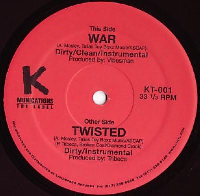 Killa Tactics - War